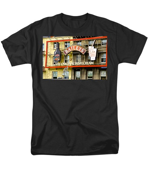 Baileys Irish Cream Men's T-Shirt  (Regular Fit) by Charlie Brock