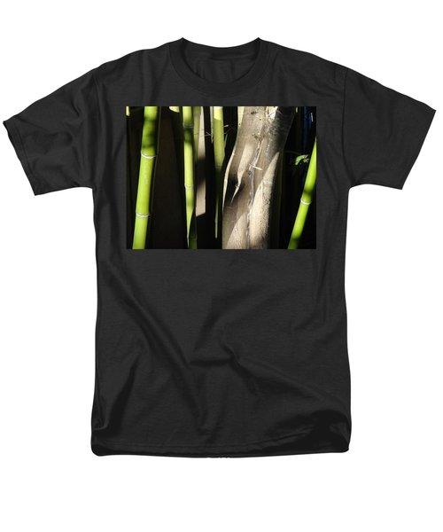 Bam  Boo  Men's T-Shirt  (Regular Fit) by Shawn Marlow