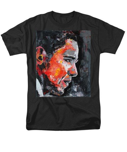 Barack Obama Men's T-Shirt  (Regular Fit) by Richard Day