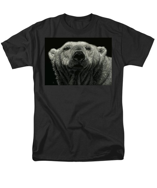 Barely Awake Men's T-Shirt  (Regular Fit) by Sandra LaFaut