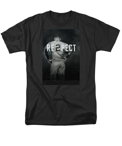 Baseball Men's T-Shirt  (Regular Fit) by Jewels Blake Hamrick