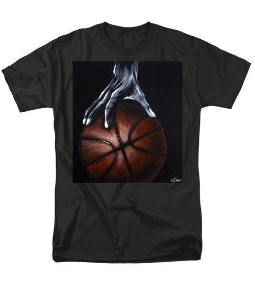 Basketball Legend Men's T-Shirt  (Regular Fit) by Dani Abbott