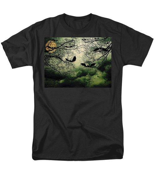 Bats From Hell Men's T-Shirt  (Regular Fit)