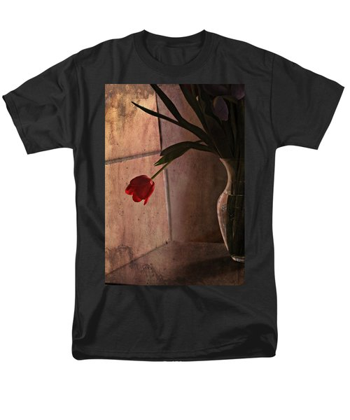 Men's T-Shirt  (Regular Fit) featuring the photograph Be My Valentine by Katie Wing Vigil