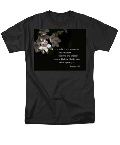 Men's T-Shirt  (Regular Fit) featuring the photograph Be Ye Kind by Larry Bishop