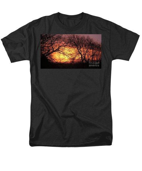 Beautiful Dawn Men's T-Shirt  (Regular Fit) by Richard Brookes