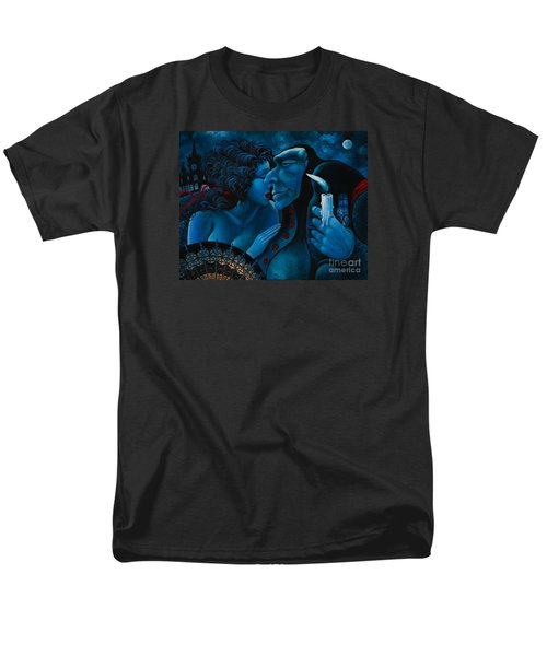Beauty And The Beast Men's T-Shirt  (Regular Fit) by Igor Postash