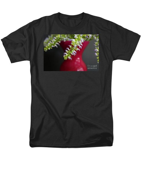 Men's T-Shirt  (Regular Fit) featuring the photograph Beauty Hangs In The Balance by Ella Kaye Dickey