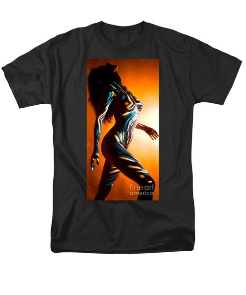 Beauty In Light Men's T-Shirt  (Regular Fit) by Tbone Oliver