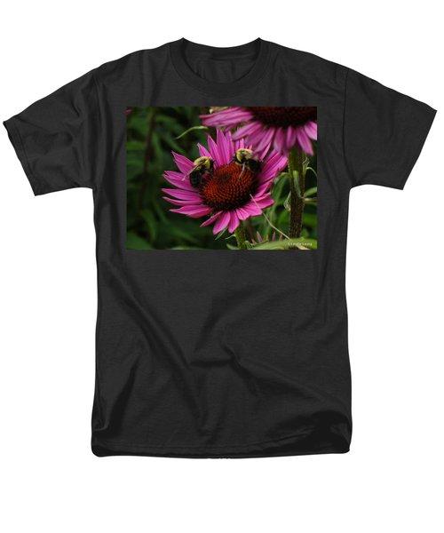 Men's T-Shirt  (Regular Fit) featuring the photograph Beelievers by Lingfai Leung