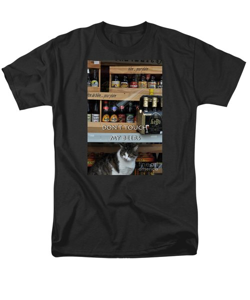 Beers Warden Men's T-Shirt  (Regular Fit) by Simona Ghidini