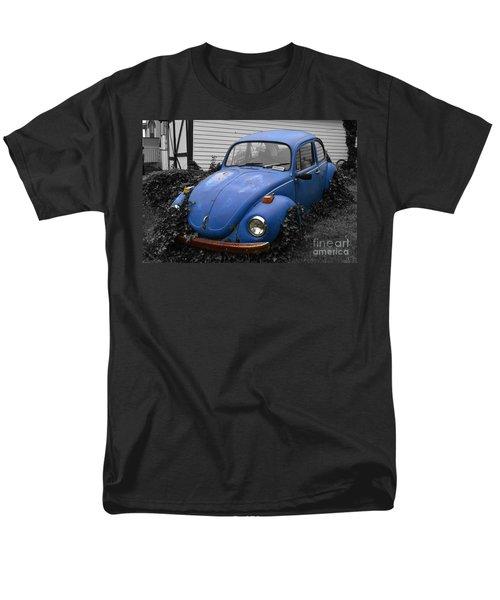Men's T-Shirt  (Regular Fit) featuring the photograph Beetle Garden by Angela DeFrias