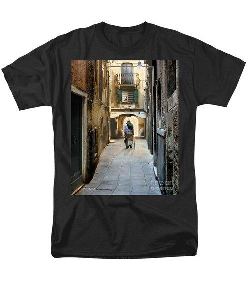 Men's T-Shirt  (Regular Fit) featuring the photograph Beginning Of An End by Jennie Breeze