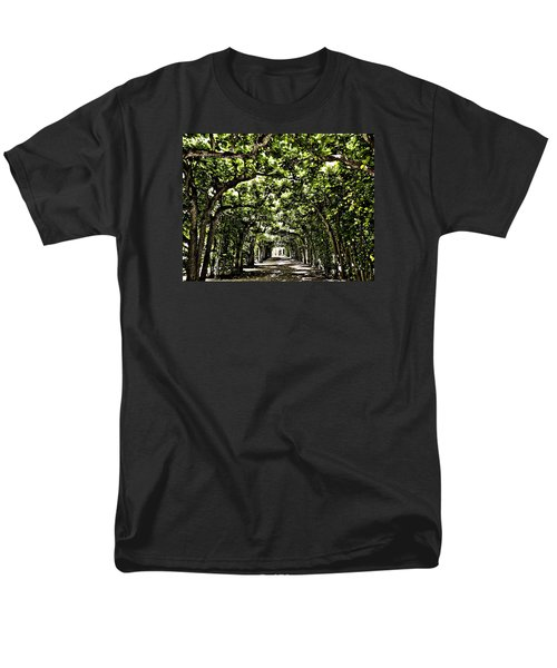 Men's T-Shirt  (Regular Fit) featuring the photograph Believes ... by Juergen Weiss