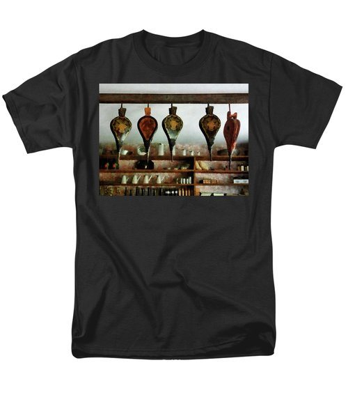 Men's T-Shirt  (Regular Fit) featuring the photograph Bellows In General Store by Susan Savad