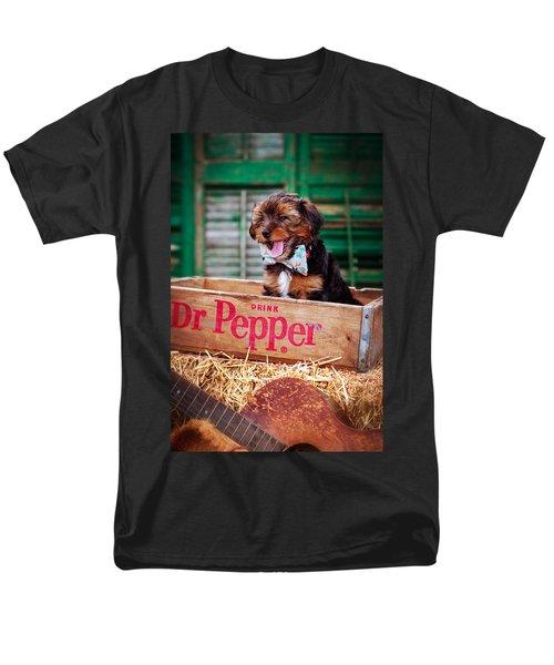 Belly Laugh Men's T-Shirt  (Regular Fit) by Sennie Pierson