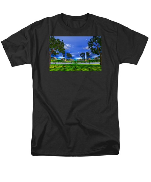Men's T-Shirt  (Regular Fit) featuring the photograph Belonging by Mark Blauhoefer