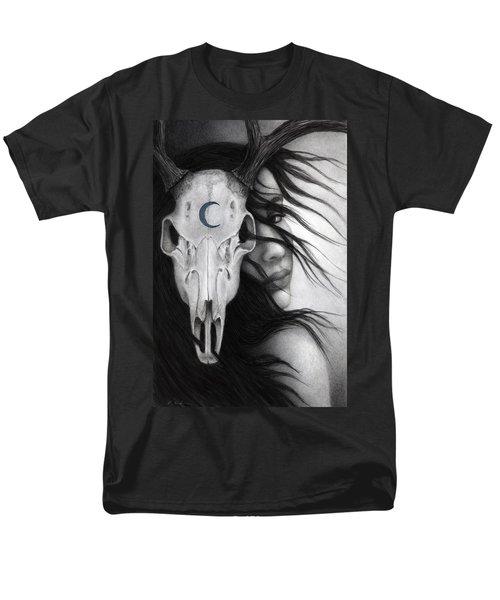 Men's T-Shirt  (Regular Fit) featuring the painting Beltane by Pat Erickson
