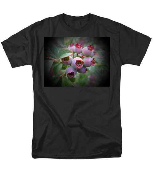 Berry Unripe Men's T-Shirt  (Regular Fit) by MTBobbins Photography