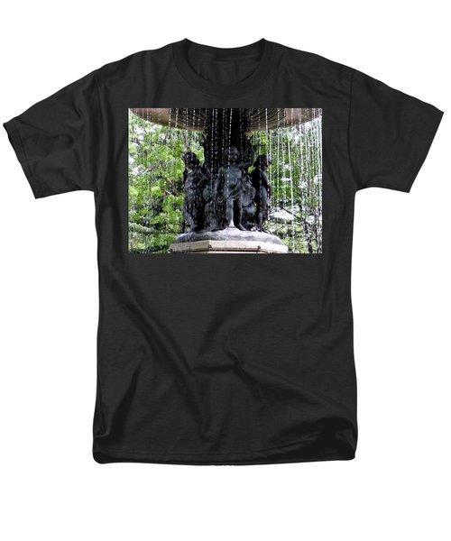 Bethesda Boys Men's T-Shirt  (Regular Fit) by Ed Weidman