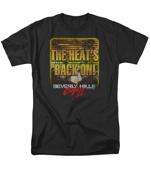 Bhc IIi - The Heats Back On Men's T-Shirt  (Regular Fit) by Brand A