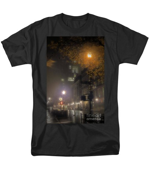 Men's T-Shirt  (Regular Fit) featuring the photograph Bigga Mist by Robert McCubbin