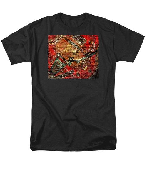 Bigsby Faux Mural Men's T-Shirt  (Regular Fit)