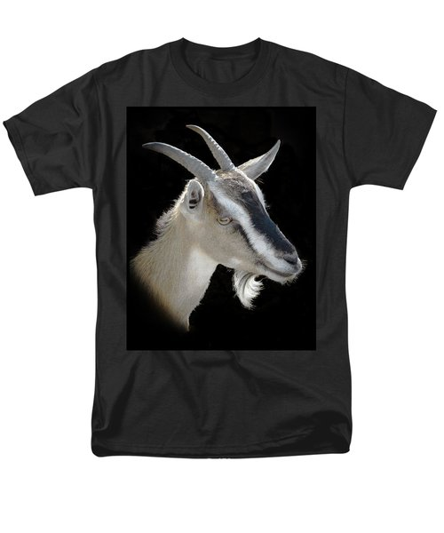 Billy Goat Men's T-Shirt  (Regular Fit) by Kenneth Cole