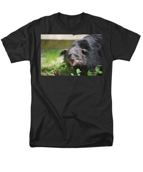 Binturong Men's T-Shirt  (Regular Fit) by DejaVu Designs