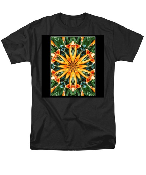Birthday Lily For Erin Men's T-Shirt  (Regular Fit) by Nick Heap