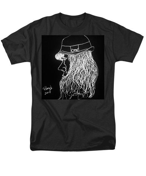Black Book 06 Men's T-Shirt  (Regular Fit)