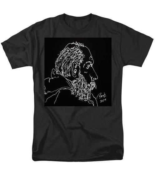 Black Book Series 05 Men's T-Shirt  (Regular Fit)