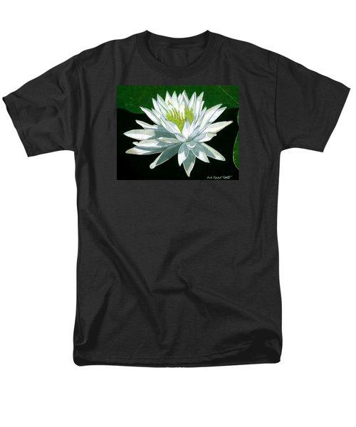 Black Water Beauty Men's T-Shirt  (Regular Fit) by Anita Putman