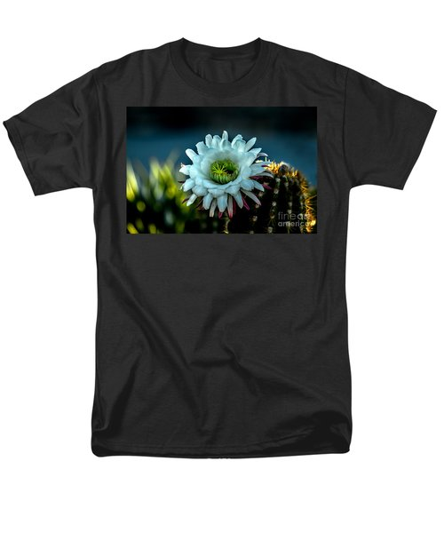 Blooming Argentine Giant Men's T-Shirt  (Regular Fit) by Robert Bales