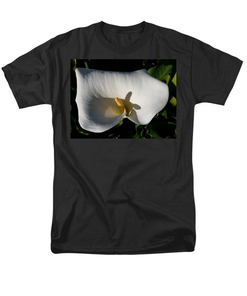 Blooming Lily Of San Francisco Men's T-Shirt  (Regular Fit) by Emmy Marie Vickers