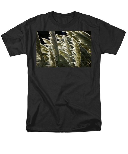 Blowing Free Men's T-Shirt  (Regular Fit) by Ron Harpham