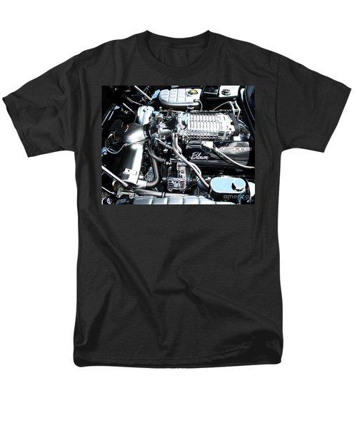 Men's T-Shirt  (Regular Fit) featuring the photograph Blown 'vette by Chris Thomas