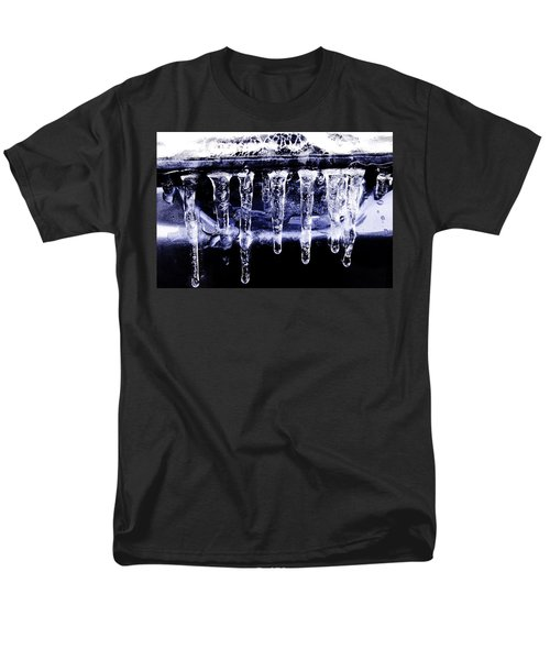 Blue Eycz Men's T-Shirt  (Regular Fit) by Mary Ward