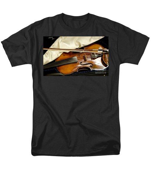 Bluegrass Magic Men's T-Shirt  (Regular Fit) by Wilma  Birdwell