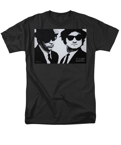 Blues Brothers Men's T-Shirt  (Regular Fit) by Katharina Filus