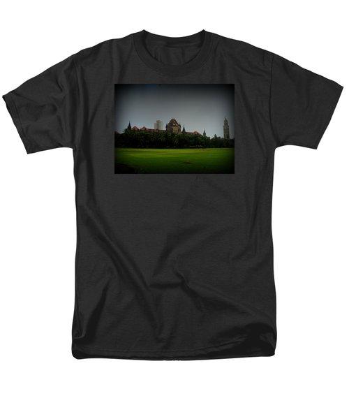 Men's T-Shirt  (Regular Fit) featuring the photograph Bombay High Court by Salman Ravish