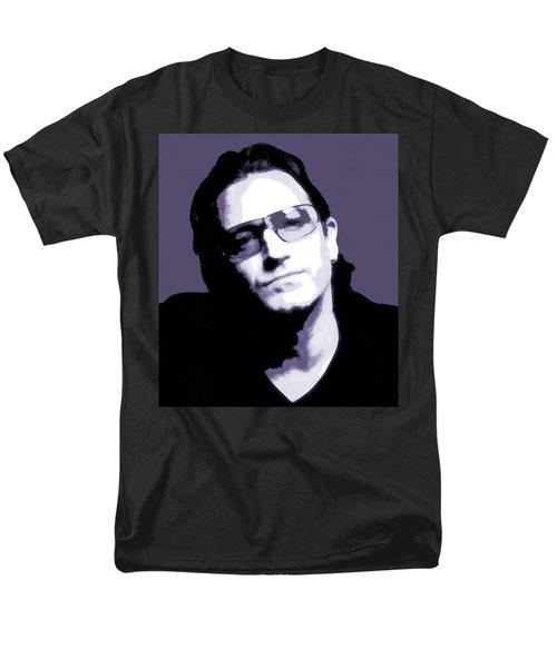 Bono Portrait Men's T-Shirt  (Regular Fit) by Dan Sproul