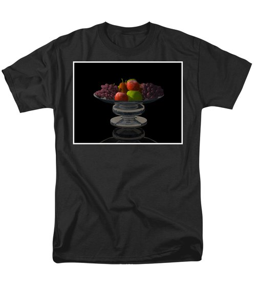 Bowl Of Fruit... Men's T-Shirt  (Regular Fit)