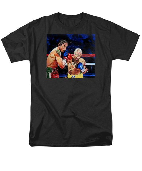 Boxing Men's T-Shirt  (Regular Fit) by Raymond Perez