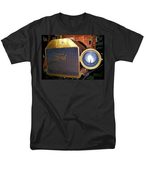 Men's T-Shirt  (Regular Fit) featuring the photograph Brass Eye by Larry Bishop