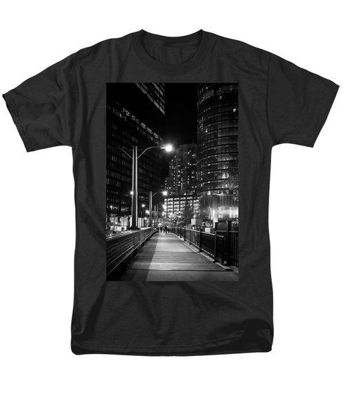 Long Walk Home Men's T-Shirt  (Regular Fit) by Melinda Ledsome