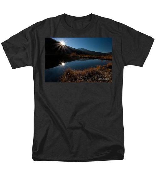 Brilliant Sunrise Men's T-Shirt  (Regular Fit) by Steven Reed