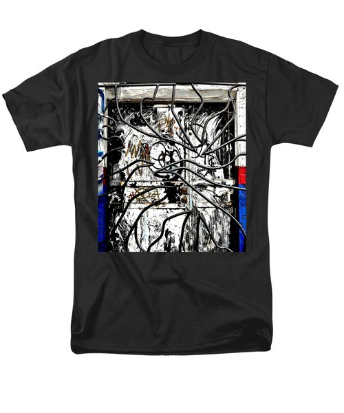 Broome Street Found Art Nyc Men's T-Shirt  (Regular Fit) by Steve Archbold