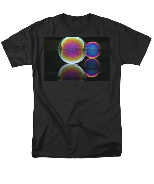 Bubble Spectacular Men's T-Shirt  (Regular Fit) by Cathie Douglas