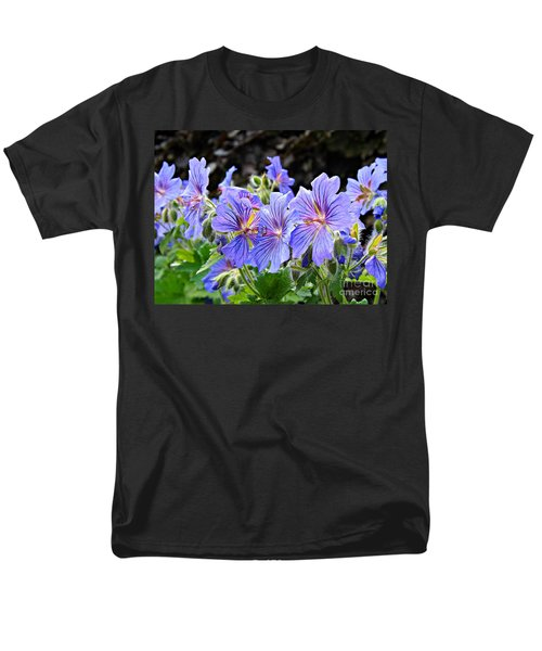 Men's T-Shirt  (Regular Fit) featuring the photograph Bunches by Clare Bevan